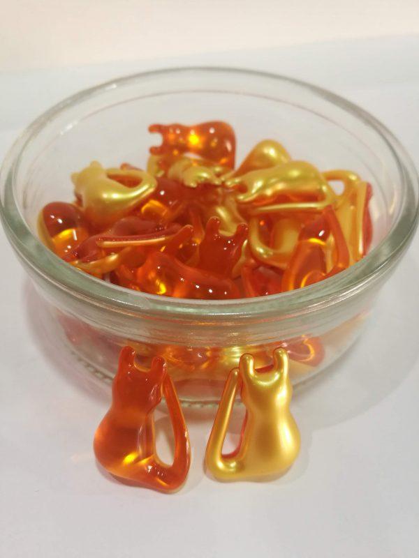 perlas de aceite